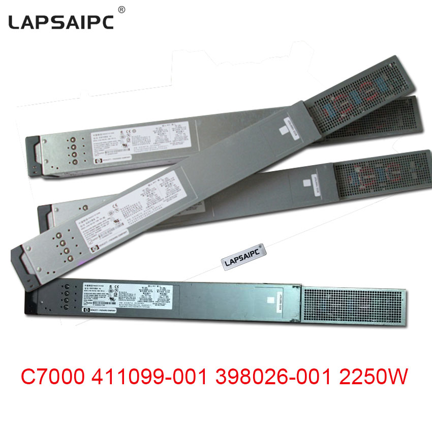 Lapsaipc C7000 power supply 398026-001 7001133-Y000 411099-001 2250W Power 100% working power supply for c7000 2250w 411099 001 398026 001 power supply fully tested