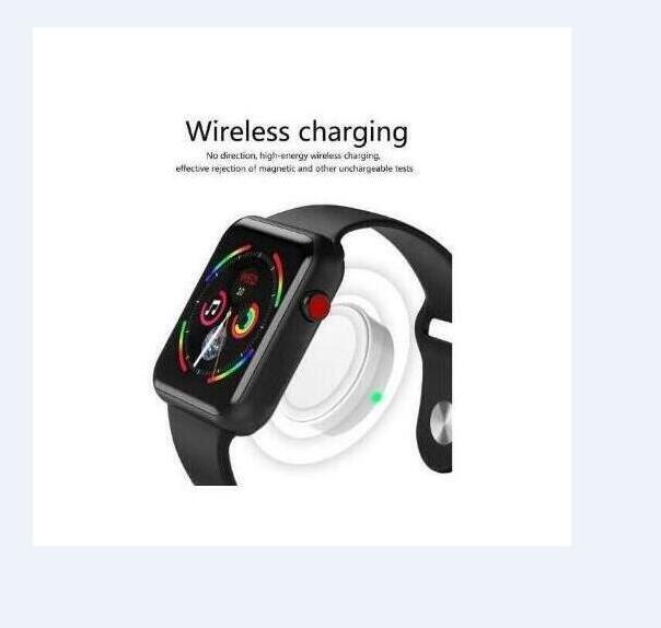 Bluetooth Smart Uhr Serie 4 42mm Smartwatch für apple watch iphone 6 7 8 X Samsung sony Android Smart Uhr telefon - 3