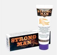 Strong man XXL Big dick penis enlargement cream Cream male penis extender erection enhancer increase penis growth Oil