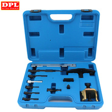Professional Timing Service Kit For Engine Timing Locking Tool Set For FORD & MAZDA utool engine timing tool master kit engine tool for ford 1 4 1 6 1 8 2 0 di tdci tddi also for mazda