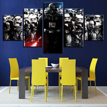 HD Print Painting Wall Art Canvas Modern Home Decor Picture Printed Movie Poster Artwork Star War