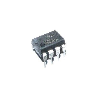 10pcs/lot IC integrated circuit chip ICL7555IPAZ ICM7555 7555 DIP8 general-purpose timer new original In Stock