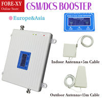 Cell PhoneSignal Booster 2g ATT 4G LTE Cell Booster High Gain Cell Phone Boosters Home Mobile Phone Signal Repeater Booster Kits