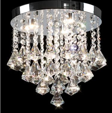 AliexpresscomBuy new ceiling crystal lamp modern lighting. Small bedroom chandelier