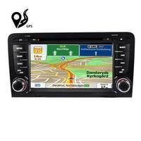 2 din Navi Car radio For Audi A3 2002 2011 car multimedia dvd player GPS Navigation stereo For Audi 8P A3 Autoradio 8P1 screen