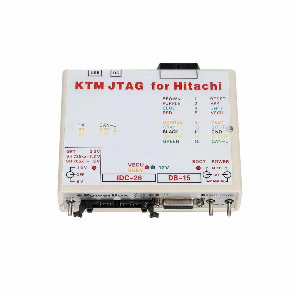 PowerBox for PCMFlash KTM JTAG for Hitachi