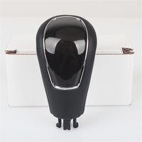 Car Gear Shift Knob New Black For Ford Mondeo Mk4/S MAX Gear Head Handle Car styling Automatic Transmission