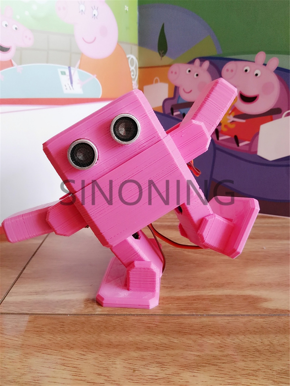OTTO arduino Nano ROBOT open source Maker obstacle avoidance DIY humanity  playmate 3D otto юбка