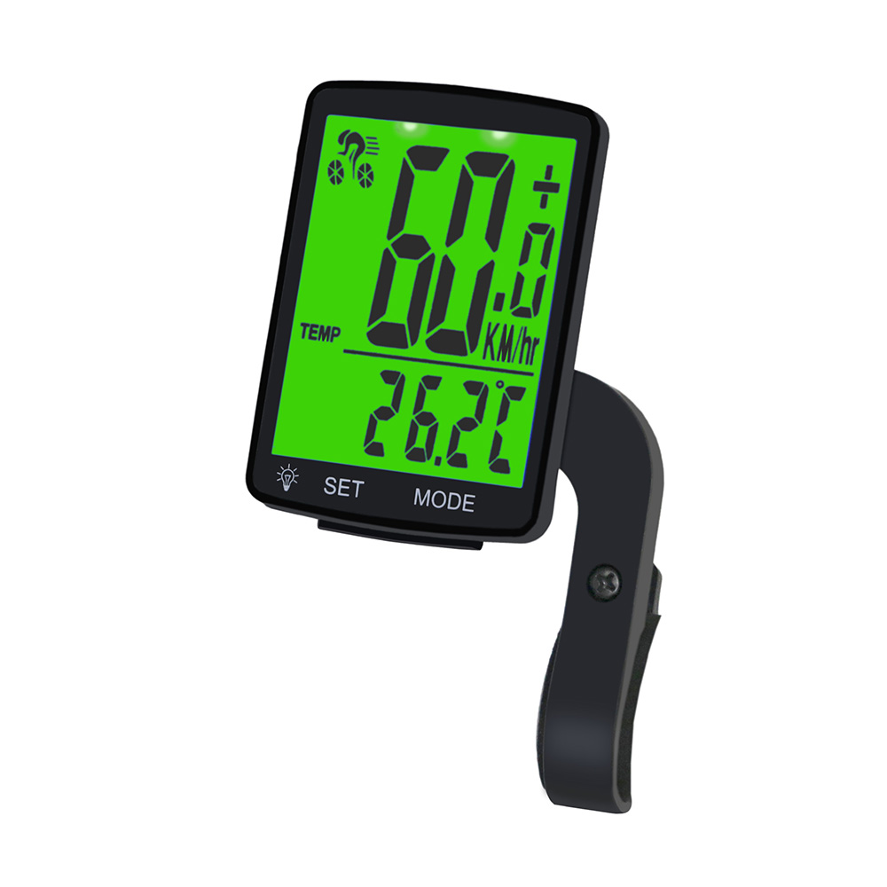Image 5 - Wireless Bike Computer 2.8 Large Screen Speedometer Cycling Mtb Road Bicycle Computer Waterproof Stopwatch Sports Odometer-in Bicycle Computer from Sports & Entertainment