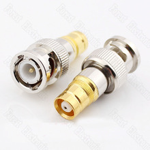10pcs/lot  2M For Siemens L9 Female To Q9 Male Connector BNC 2 Megabits Of Communication High Plugs Copper
