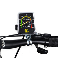 Bicycle Computer Bike Cycling Speedometer  Bike Speedview Mountain Bike Code Table Bicycle Speedometer Mechanical  Stopwatch