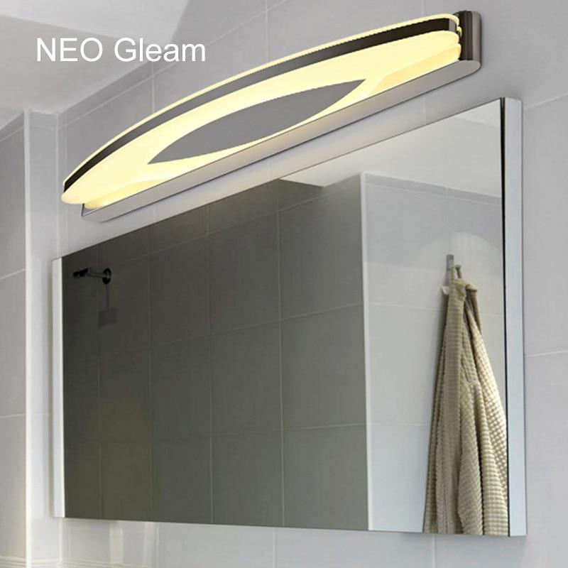 ФОТО Free shipping 8W 10W 15W mirror light Modern makeup dressing room bathroom led mirror light fixtures home decoration lighting