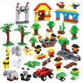 Niños Juguete Bloques Ladrillos A Granel 625 unids DIY Ladrillos Educativos Bloques Huecos de Accesorios