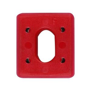Image 5 - 20 個インテリアパネル固定バックル bmw E46/E65/E66/E83N ダッシュボードダッシュトリムストリップクリップ red Insert グロメット