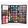 New Professional Eyeshadow Makeup Set Multicolor Clutch Design Cosmetic Shimmer Matte Eyeshadow Blush Set Kit
