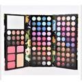 New Professional Eyeshadow Makeup Set Multicolor Clutch Design Cosmetic Shimmer Matte Eyeshadow Blush Set Kit