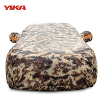 YIKA Universal Camouflage Sewing Series Cover Sunproof Thicken Case For Snow Protection Anti UV Scratch Resistant