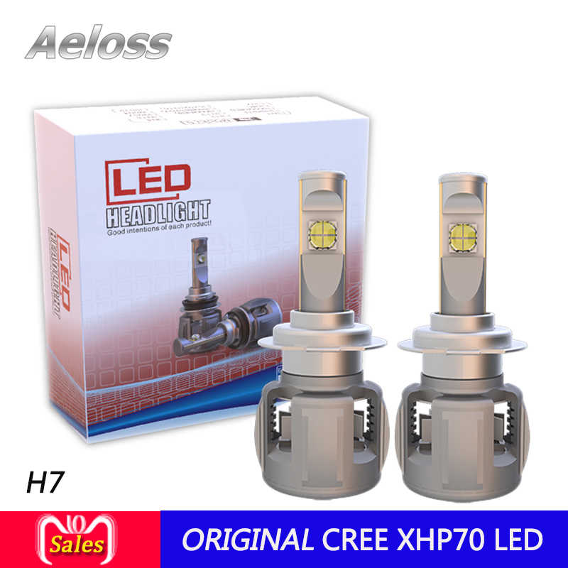 High quality New arrival 1 set 12V 120W 15600LM 6000K CR-EE xhp70 X70 auto H4 H7 H8 H9 H11 9005/HB3 9006/HB4 9012/HIR2 LED lamps