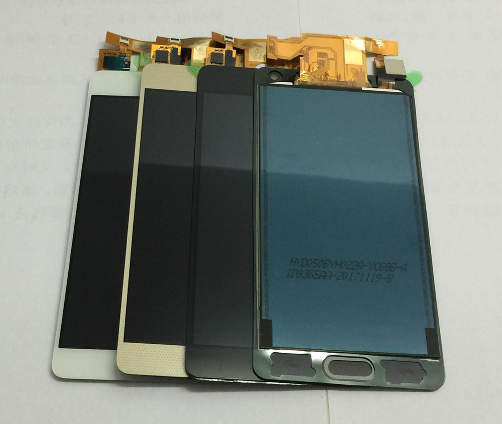 Full Digitizer Touch Screen Sensor Glass + LCD Display Assembly for Samsung Galaxy A5 2015 A500 A500F A500FU A500M A500Y A500FQ
