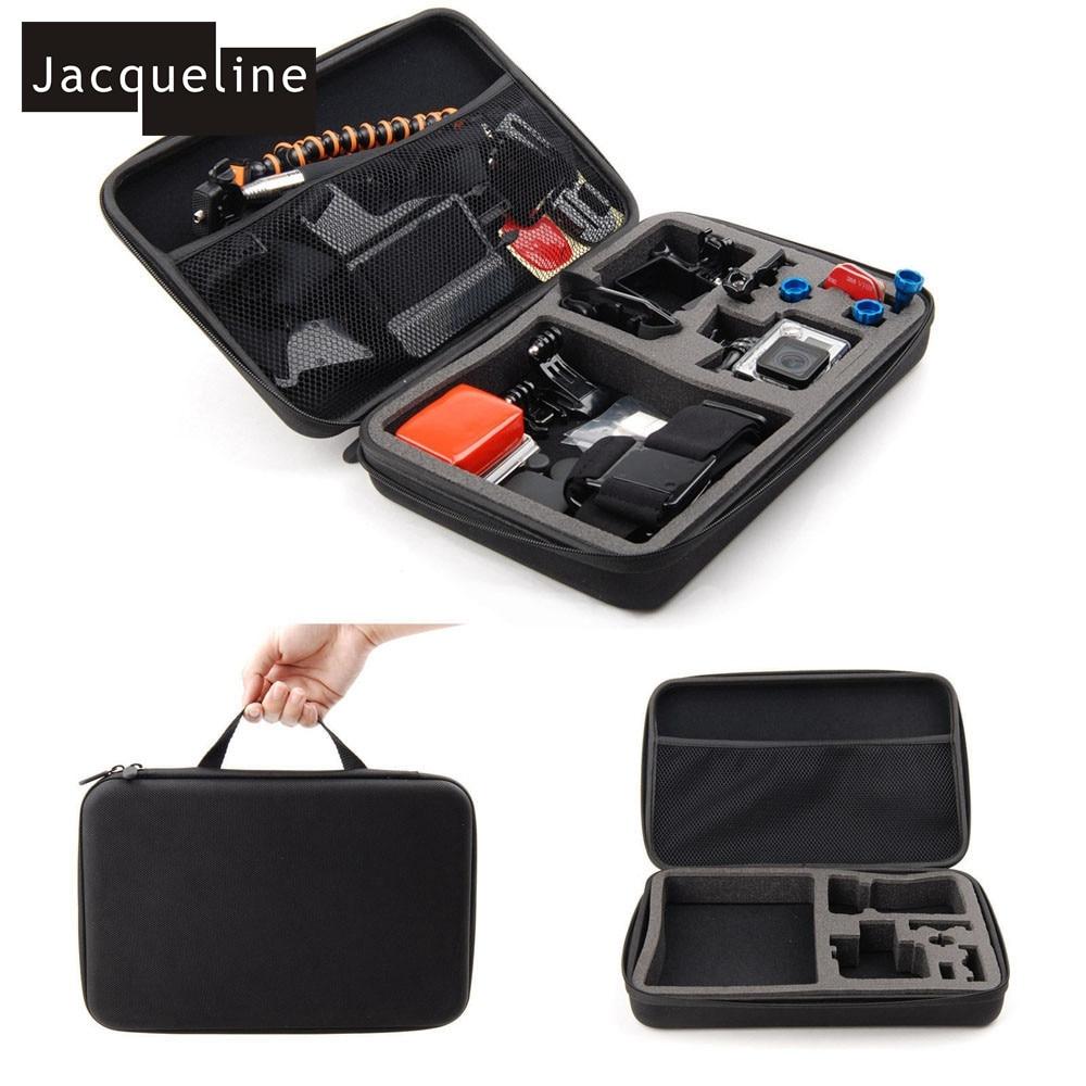 Jacqueline për Aksesorë Kuti Set Qese për Gopro HERO 6 5 3+ 4 - Kamera dhe foto - Foto 5