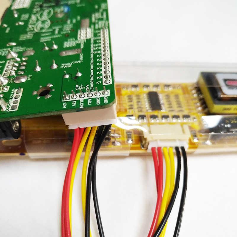 Универсальный 4 лампы с одним портом общий инвертор для платы высокого давления общий ЖК-экран панель МОНИТОР CCFL инвертор