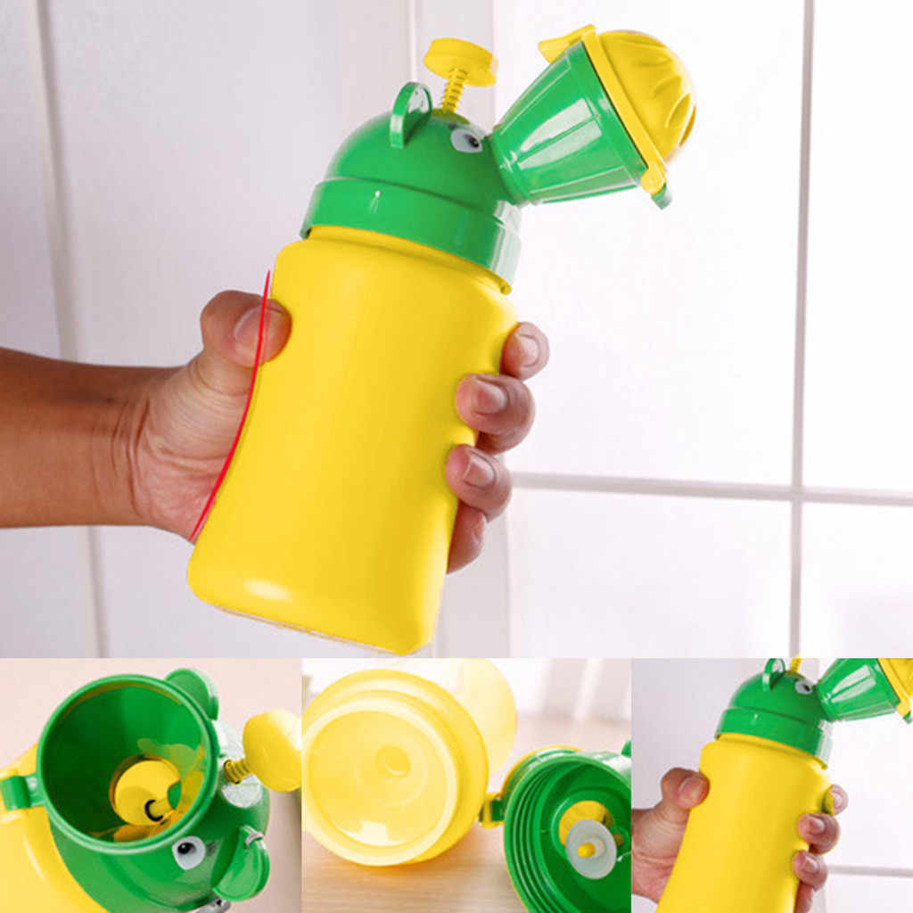 เด็กทารกแบบพกพาไม่เต็มเต็งปัสสาวะสุขาฉุกเฉินสำหรับรถท่องเที่ยว Pee การฝึกอบรมห้องน้ำเด็ก ninas เด็ก orinal หม้อ bebes toillet