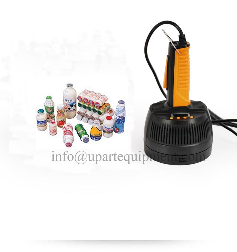 Portable Magnetic Induction Bottle Sealer buff polar provence 2015 16