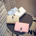 Mara's Dream Hot Sale Fashion Women Flap Bag 8 Colors PU Leather Women Messenger Bag Plaid Style Ladies Lock Shoulder Bag