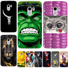 60 Styles Case for Lenovo A7010 Case Cover 5.5'' soft Back Cover Phone Case For Lenovo A7010 A 7010 A7010a48 Case Cover(China)