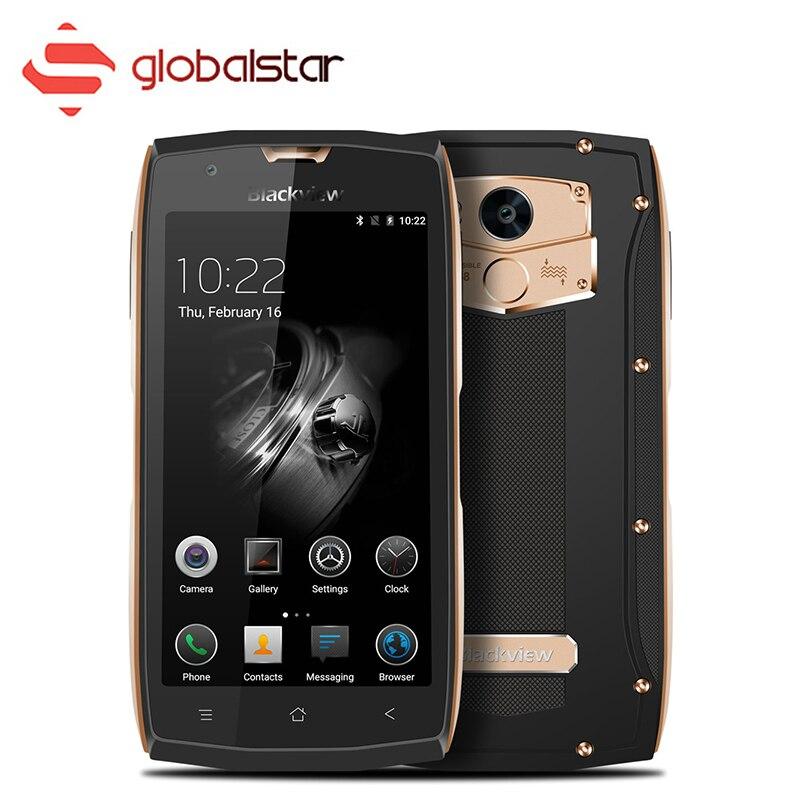 bilder für Original Blackview BV7000 Pro Smartphone MT6750T Octa-core Android 6.0 5,0 Zoll Moblie Telefon 4 GB RAM 64 GB ROM 13MP handy