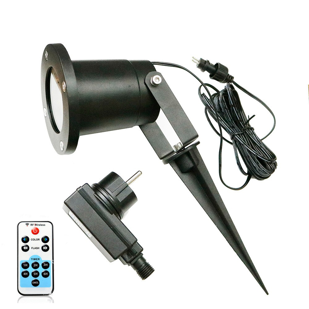 ФОТО LED Laser lawn light projector light Red and Green Moving Stars  led For Outdoor Landscape Lamp Garden Xmas Lighting CA