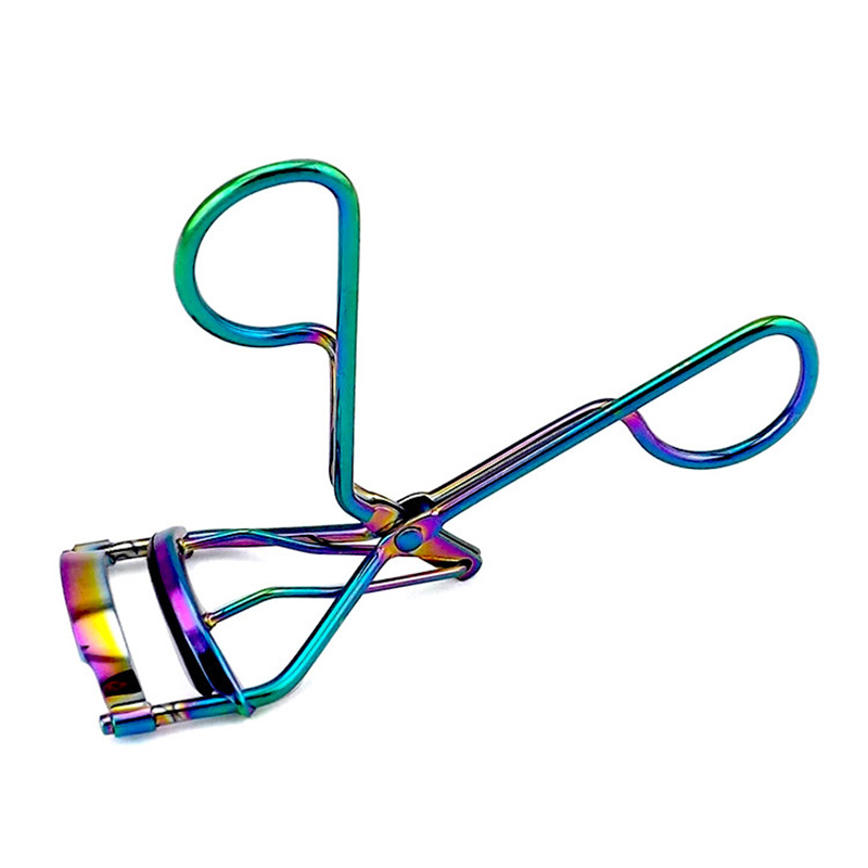 4-color Professional Eyelash Curler Handle False Eyelash Curler Clip Ladies Easy To Wear Beauty Eyelashes Makeup Tools