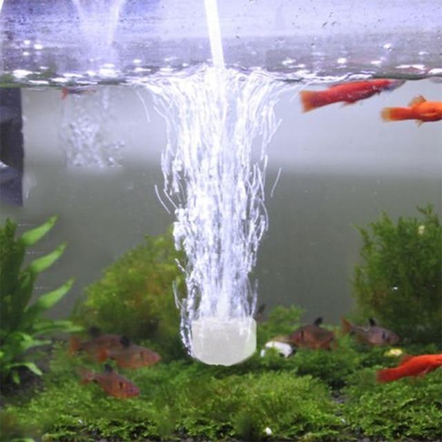 Aquarium pond pump hydroponics diffuser fish tank bubble for Hydroponics fish tank