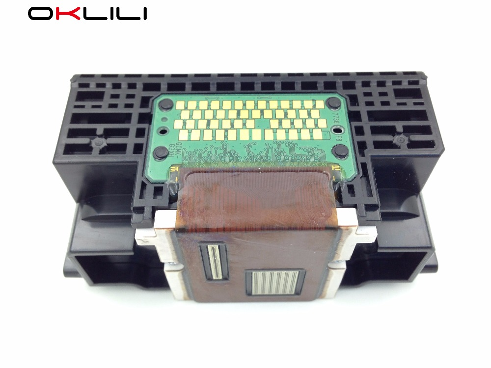 OKLILI ORIGINAL QY6-0072 QY6-0072-000 Printhead Print Head Printer Head for Canon iP4600 iP4680 iP4700 iP4760 MP630 MP640 original qy6 0075 qy6 0075 000 printhead print head printer head for canon ip5300 mp810 ip4500 mp610 mx850