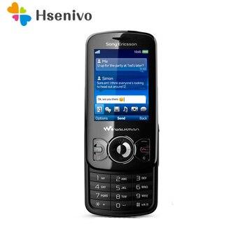 55162074148 100% Original desbloqueado Sony Ericsson W100 teléfono móvil 2MP Bluetooth  FM W100 teléfono móvil envío gratis