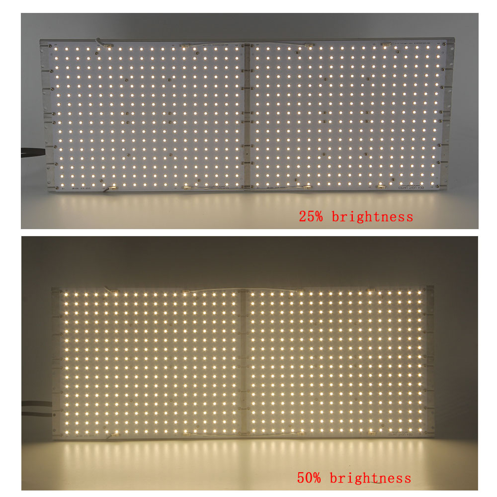 240W Meanwell Driver 288 V2 With Heatsink Samsung QB288V2 Plant Grow Light LM301B LM561C LED Quantum Board