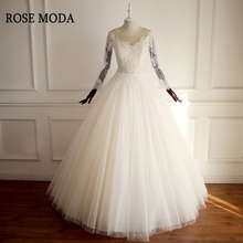 Rose Moda Wedding Dress 2019 Wedding Dresses with