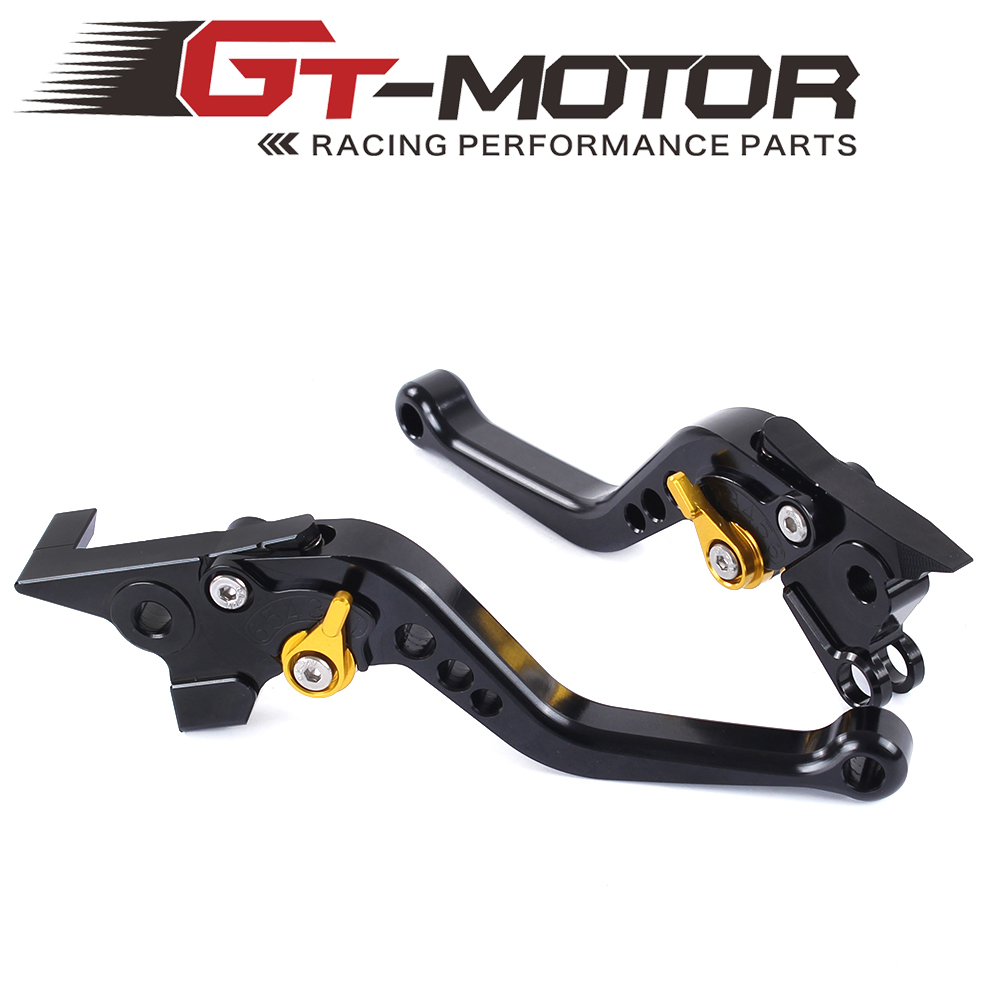 F-16 DC-80 Motorcycle Brake Clutch Levers For MOTO GUZZI Breva 1100 NORGE 1200/GT8V 1200 Sport CAPONORD / ETV1000 cnc short clutch brake levers for moto guzzi griso breva 1100 norge 1200 gt8v