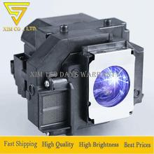 projector lamp ELPLP58/ V13H010L58 for EPSON PowerLite X9 PowerLite S9 S10+ PowerLite 1260 H391A H376B H375A H375B H374B elplp38 v13h010l38 original projector lamp with housing for epson powerlite 1700c powerlite 1705c powerlite 1710c