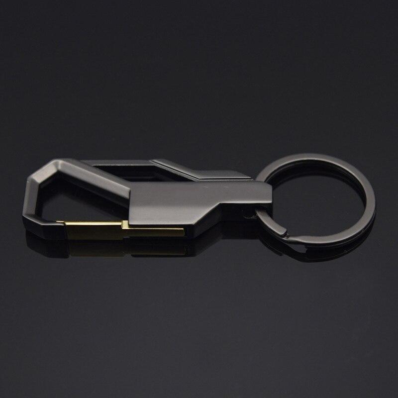 Стайлинга автомобилей холодный металлический брелок Роскошные кольцо для ключей пригодный для Luxgen 5 7 внедорожник U6 Turbo U7 Turbo/GMC acadia начала ме...