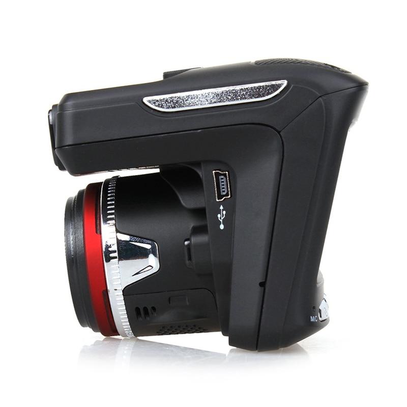 Pluseye 3 in 1 Car DVR Camera Radar Detector GPS Tracker Recorder 720P 2.4 TFT laser GPS Logger tracker Russian language