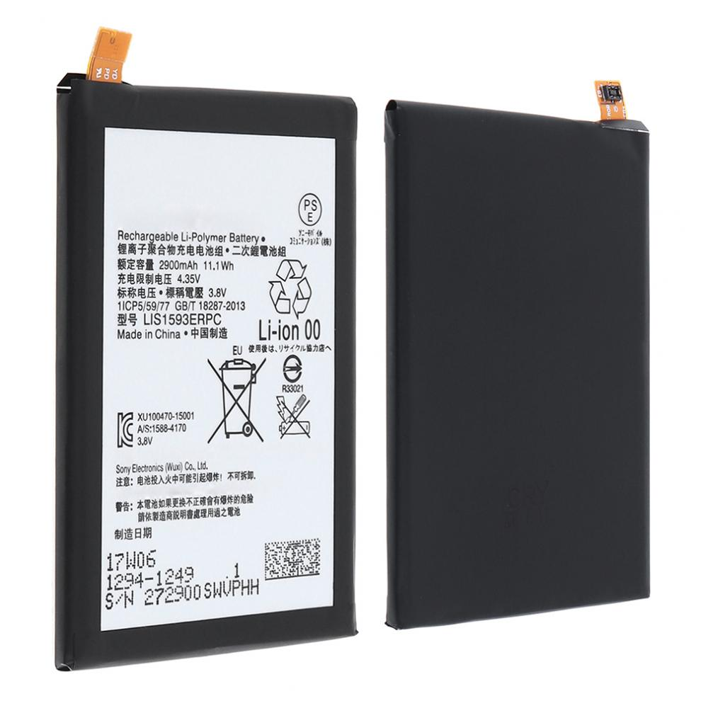 3.8V 2900mAh Rechargeable Built-in Polymer Li-ion Replacement Battery Batterie Phone Accumulator for Sony Xperia Z5 E6653 E6683