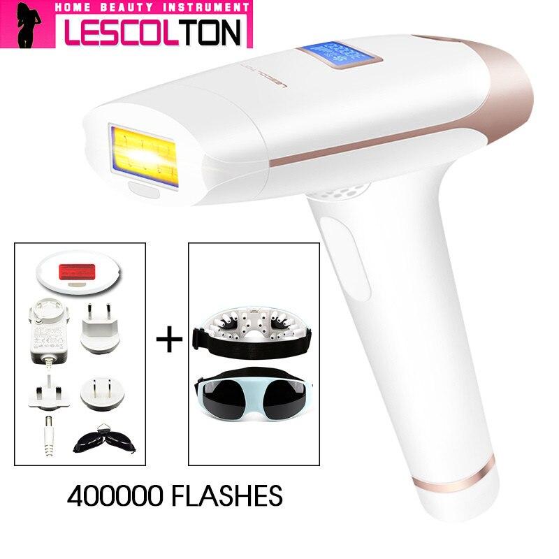 Здесь можно купить  Lescolton 2in1 IPL Electric depilador a laser Hair Removal Permanent Bikini Trimmer Laser Hair Removal Machine Laser Epilator  Красота и здоровье