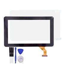 9 pulgadas de Pantalla Táctil Sensor FX-C9.0-0068A-F-02 para N9000 N8000 Tablet Reemplazo Del Sensor Del Panel Táctil de Cristal Digitalizador de Pantalla Táctil