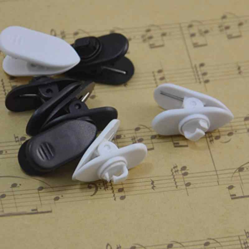 10Pieces/set Earphone Cable Wire Cord Collar Clip Nip Clamp Holder Mount Headphone Wire Clamp Holder Wire Lapel Clip