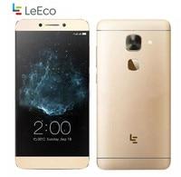 מקסימום 2x820 4 גרם Letv LeEco Le LTE אנדרואיד 6.0 OS 4/6 GB RAM 32/64 GB ROM 4 גרם LTE Smartphone סיביות עבור Qualcomm Snapdragon 820