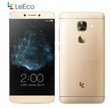 Letv LeEco Le Max 2×820 4G LTE Android 6.0 OS 4/6 GB RAM 32/64 GB ROM 4G LTE Smartphone 64-Bit pour Qualcomm Snapdragon 820