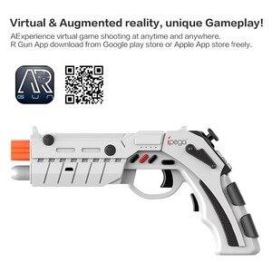 Image 4 - IPega Bluetooth spust pistoletu Joystick dla systemu Android iPhone telefon komórkowy kontroler Gamepad pad do grania do gier telefon komórkowy