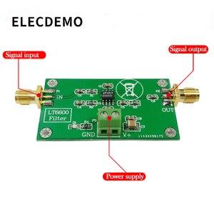 Image 2 - LT6600 alçak geçiren filtre modülü diferansiyel amplifikatör düşük gürültü düşük bozulma DAC filtresi işleme