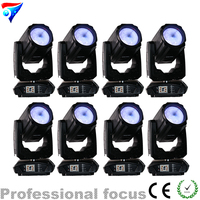 Free Shipping 8pcs Lot 2018 New High Brightness 260w Beam LED Moving Head Spot Strobe Dimming